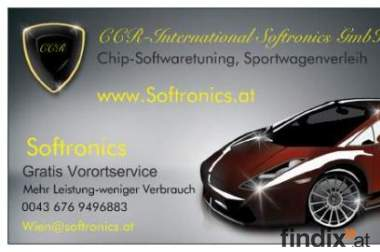 Chip-Softwaretuning, Sportwagenverleih