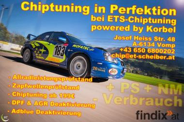 Chiptuning in Perfektion