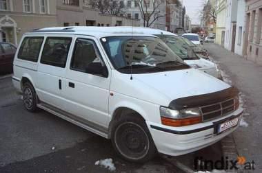 Chrysler Voyager Grand Voyager 2,5 LE TD Van