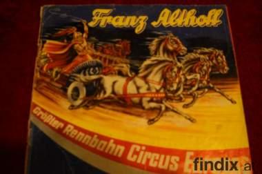 Circus - Franz Althoff