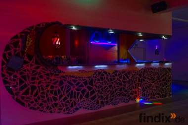 Club- Event location- Bar Lounge- Gallerie Berlin Mitte