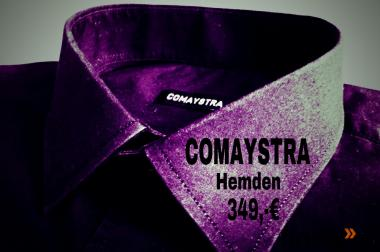 Comaystra Shirt 349,- €