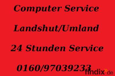 Computer Notdienst Landshut 24h Service