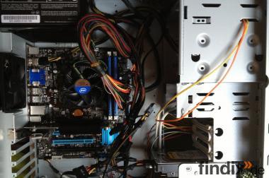 Computer (PC) Zusammenbau - Reparatur, Installation