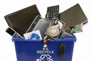 Computer Recycling, PC Abholung, EDV Geräte Entsorgung Wien