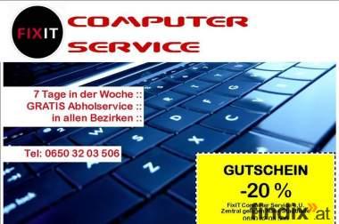 Computerreparatur auch Abends und am Wochenende!, Wien