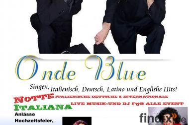 Coverband Hochzeitsband Event Band Italienisch und Deutsch Hits