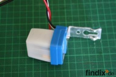 Dämmerungsschalter 230 Volt - 10 A - bis 50 Lux