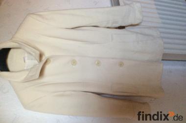 Damen Wolle Mantel.Gr.38