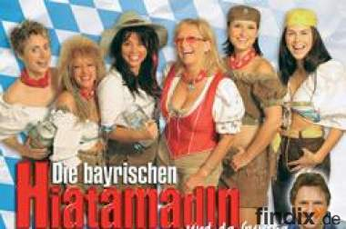 DamenBands wie Bayrische 7, Midnight Ladies, Isartaler Hexen usw.