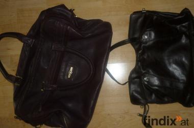 Damenhandtaschen großteils ungebraucht bzw neuwertig