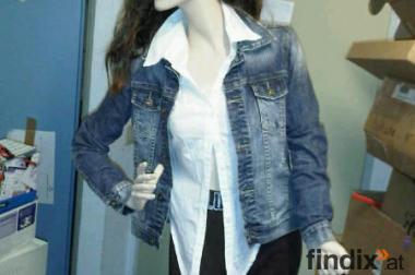 Damenjean jacke von Fishbone