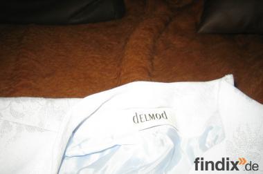 Damenkostüm ,hellblau,  halber Arm der Fa. DELMOD umständehalber