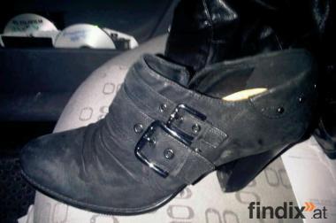 Damenschuhe  High Heels in schwarz
