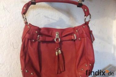 Damentasche,Leder.von Madeleine.Neu