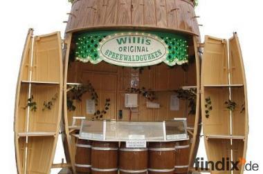 Das größte transportable Gurkenfass in Deutschland - UNIKAT ! ! !