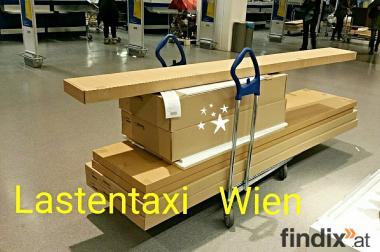 Das Lastentaxi Wien  0676 53 89 385