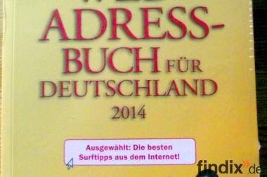 Das Web-Adressbuch für Deutschland 2014 OVP