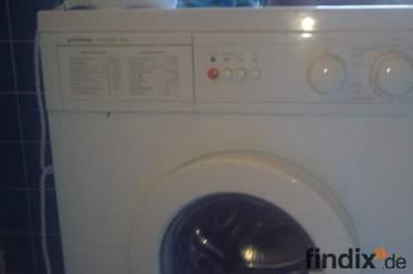 Defekte Privileg Waschmaschine