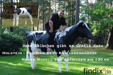 Deko Kalb gibt es gratis dazu ...