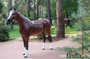 Deko Pferd als Blickfang Für ihren Horse Salon