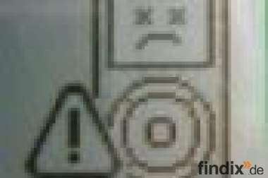 der iPod hat ein trauriges Gesicht ?