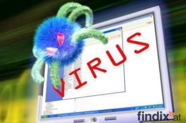 Der Virenkiller - Computersoforthilfe bei Computerviren (Wien)