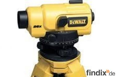 DeWALT-Laser und Vermessungstechnik DW 096 PK