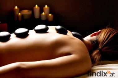 Die Hot Stone Massage ist Wellness pur!