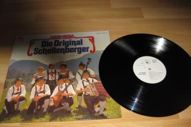 Die Original Schellenberger - BASF Schallplatte