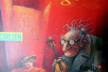 Die verzauberte Geige Tone Kjaernli