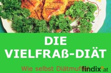 Die Vielfraß- Diät von Jutta Kramer, 1. Auflage 2006, 198 Seiten