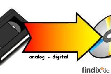 Digitalisieren Sie Ihre Videokassetten!