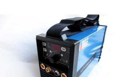 Digitalschweissinverter in voller Ausstattung mit HF-Zündung
