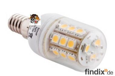 Dimmbare- SMD-Lampe E14 - 370 Lumen - warmweiß