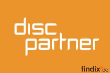 Disc Partner - Medienherstellung von den Profis