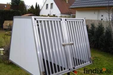 Doppelhundebox
