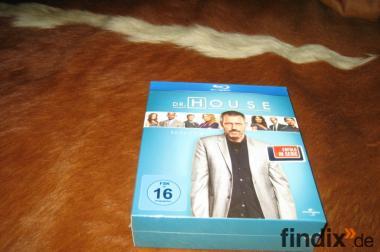 Dr. House-Kultserie auf Blu-ray umständehalber...