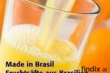 drink fresh fruit aus Brasilien