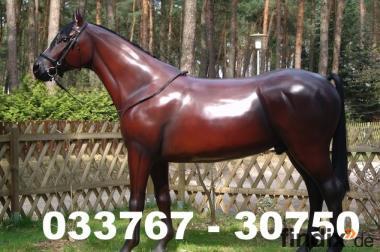 Du möchtest so ein Deko Pferd gern erwerben ja dann anrufen