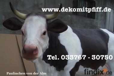 Du wisst ne Deko kuh und welche darf es sein … ?