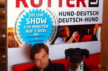 DVD Martin Rütter - Die Liveshow - zu verkaufen