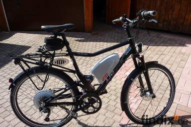 E Bike Fab. Riese u. Müller Type Delite Hybrid HAT