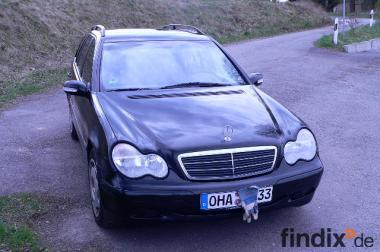 E-Teile, Mercedes Benz C 220 CDI Kombi, CDI, 105 kw Bj. 2002
