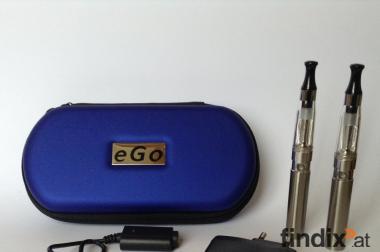 E Zigarette CE4 Doppel Einsteigerset in 2 Farbvarianten