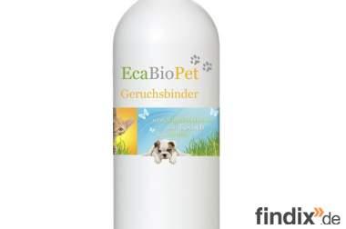 EcaBioPet  Geruchsbinder für Hunde