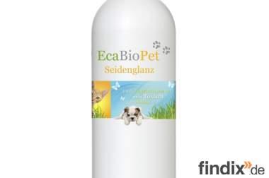EcaBioPet  Seidenglanz für Hunde, Fellpflege