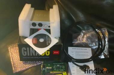 Echo Gina 3G Audio Interface / Soundkarte *NEUWERTIG*