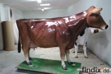 Egal welche Bemalunsfarbe Sie wünschen Ihre Deko Kuh