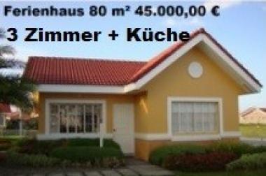 Ein Haus unter Palmen und nie wieder Heizkosten!